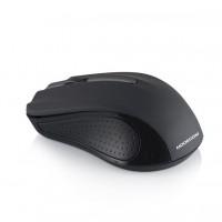 Myš Modecom WM9 1200DPI, bezdrôtová, optická - čierna