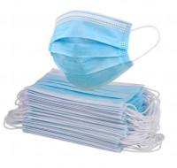 Ochranné hygienické rúško, jednorázové, veľkosť S