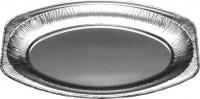 Podnos oválny ALU 54,8x35,9cm/5ks