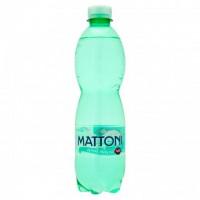 Minerálna voda Mattoni 0,5l jemne perlivá