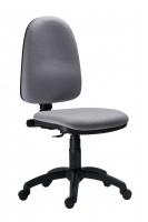 Kancelárska stolička 1080 mek šedá