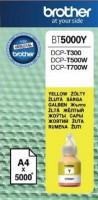 atramentová náplň BROTHER BT-5000Y Yellow DCP-T300/T500W/T700W