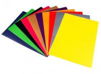 Školský kartón A2 225g farebný/ 20ks