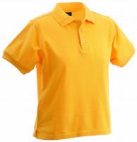 Classic polo ladies, 12 - žltá tmavá