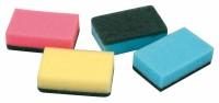 Hubka na riad MINI mix farieb 10 ks
