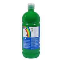 Farba temperová Milan 1L zelená