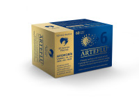 Výživový doplnok ARTEFLU, 60 tvrdých kapsúl