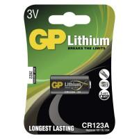 Batéria GP CR-123A/B1501