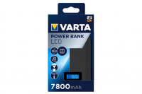 VARTA Power Bank 7800 LCD