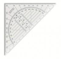 Trojuholník 45/113 s uhlomerom