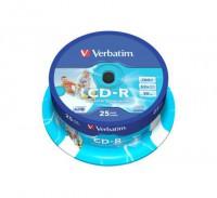 CD-R Verbatim / 25ks