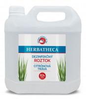 Dezinfekčný roztok na ruky Herbatheca, 5l