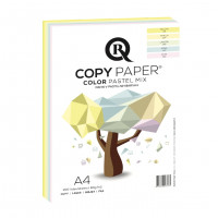 Kopírovací papier A4 80g R-copy Color pastel 5far./200hár