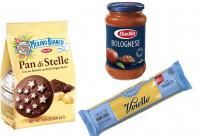 Balíček Mulino Bianco+Barilla+Voiello