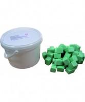 Tablety do pisoárov Les 800gr, zelené