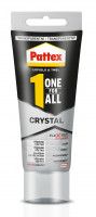 Lepidlo Patex One For All Crystal 80ml