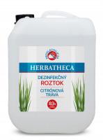 Dezinfekčný roztok na ruky Herbatheca, 10l