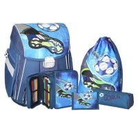 Školská taška - 5-dielny set, START Football Goal
