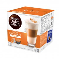 Kapsule DOLCE GUSTO Latte Macchiato Caramel 168,8 g/ 16kapsúl