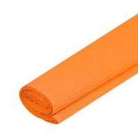 Krepový papier svet. oranžový