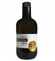 Olej olivový Black olive single 500 ml