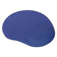 Podložka pod myš gelová, modrá