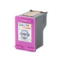 Náplň HP N9K07AE/ No. 304 XL Color renov.