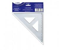 Trojuholník 16 cm s kolmicou