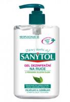 Dezinfekcia Sanytol 250ml, s pumpičkou