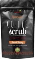 Telový peeling VIVACO Coffee scrub honey 200g